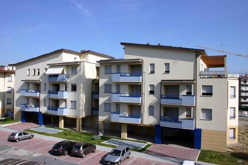 Casalecchio di Reno (BO) - edificio residenziale con servizi<br/>verifiche acustiche in opera