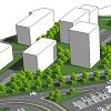 San Giovanni in Persiceto - comparto residenziale-commerciale<br/>previsione di impatto acustico