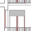 Bologna - ristrutturazione ex-albergo in serie di appartamenti<br/>progettazione acustica