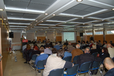 Seminario SAIE 2013 con il patrocinio di AIA - FEDINGER - ASSIABO
